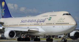 الخطوط السعودية تبدأ تسيير رحلات بطائرات مخصصة للركاب لأغراض الشحن