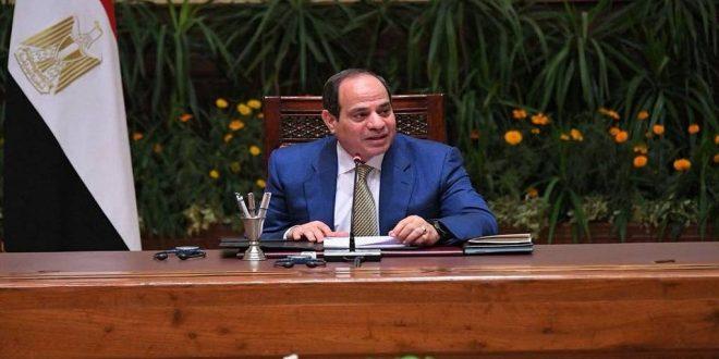 6 قرارات جمهورية بينها تخصيص أرض بالقليوبية لإنشاء مرسى للمراكب النيلية
