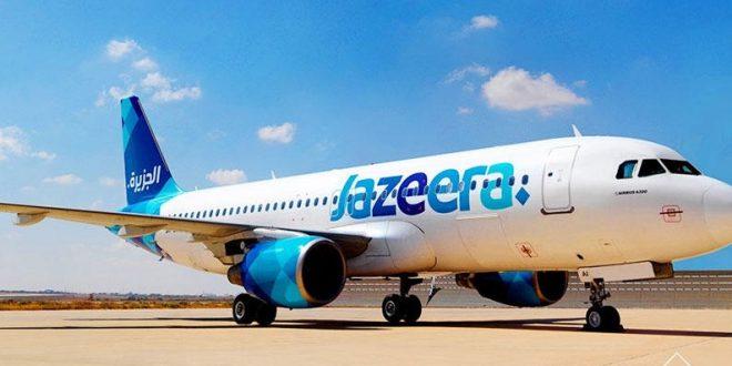 كورونا يكبد طيران الجزيرة 18.3 مليون دولار فى الربع الثالث من العام