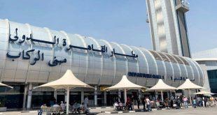 3.2 مليون شخص سافروا عبر المطارات المصرية خلال شهر أكتوبر الماضى