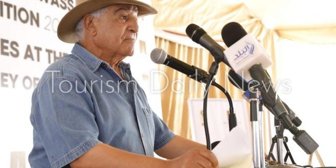 زاهي حواس يلقي محاضرات حول السياحة والآثار المصرية بالولايات المتحدة