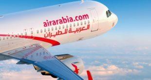 العربية للطيران تحصل على ترخيص للتشغيل بين أبوظبي وطشقند