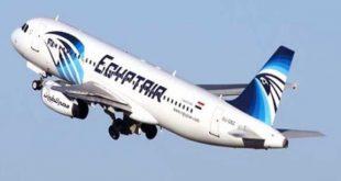 مصر للطيران تستأنف رحلاتها إلى بغداد السبت المقبل