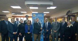 """اتفاقية تعاون بين """"العقارى"""" ومينا للمنتجعات السياحية لدعم النشاط الرياضي"""