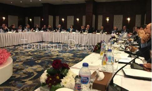 التفاصيل الكاملة للقاء وزيرى السياحة والطيران مع مستثمري جنوب سيناء