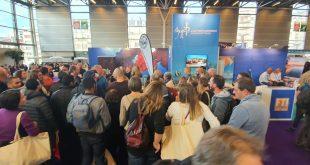 السياحة تشارك في المعرض الدولى لرياضة الغوص Salon De Plongée