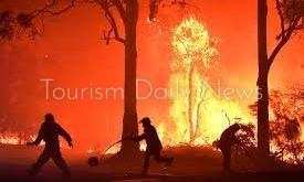 السياحة تطلب مساعدات عاجلة لمواجهة أزمة النيران المشتعلة فى استراليا