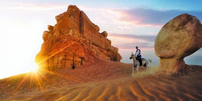 """""""العلا"""" السعودية تعيد فتح مواقعها التراثية أمام الزوار نهاية أكتوبر"""