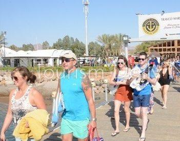 السياحة المصرية تخسر 921 مليون دولار شهرياً