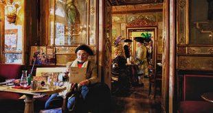 مقهي فلوريان يحتفل بمرور 300 عام علي افتتاحه