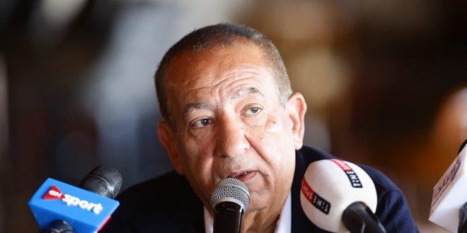 تعيين كامل أبو على عضواً بمجلس أمناء جامعة الملك سلمان بشرم الشيخ