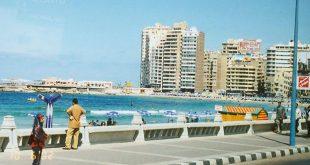السياحة والمصايف تغلق جميع شواطيء الإسكندرية للحد من انتشار كورونا