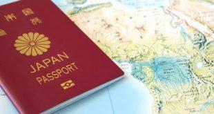 جواز السفر اليابانى الأقوى فى 2020