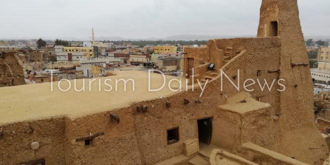 مطروح تتأهب لافتتاح قرية شالي الأثرية بعد إعادة ترميمها