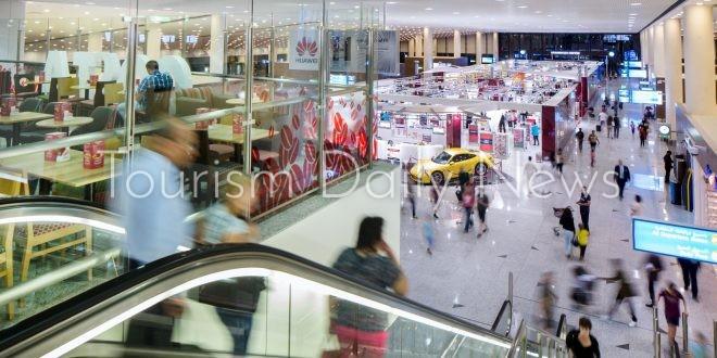 مطار دبي ورلد سنترال يستقبل 1.6 مليون مسافر بنسبة زيادة 81.5% فى 2019