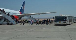 عودة رحلات الطيران الإسبانية إلى الأقصر فى أبريل بعد توقف 7 سنوات