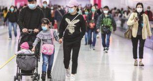 تفشى كورونا لم يمنع السياح الصينيين من زيارة اليابان 22.6 % زيادة فى يناير