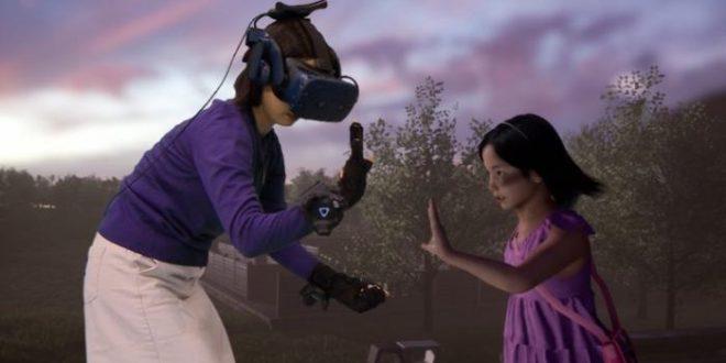 الواقع الافتراضي يلم شمل أسرة كورية مع ابنتهم المتوفاة