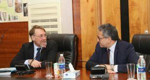 ماذا دار فى الاجتماع الألف للجنة تيسير أعمال استكمال متحف المنيا ؟