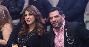 وفاء عامر وجيهان خليل ومنة عرفة أبرز الحاضرين في ديفيليه شهبندر