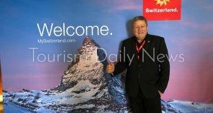 مدير أسواق منطقة الخليج العربية لدى هيئة سياحة لوزان والتر لوزر
