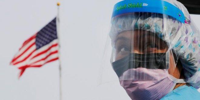 إصابات الأمريكان بكورونا تتجاوز الصين .. و100 وفاة فى ليلة واحدة بنيويورك