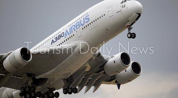 فيتش تخفض التصنيف الائتماني لإيرباص وتتوقع تراجع حركة الطيران 30% فى 2021