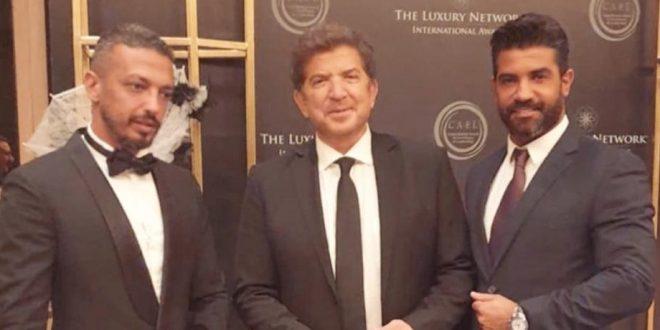 رجل الأعمال شفيق نور الدين .. يؤجل أكبر حفل بدبي .. بسبب كورونا