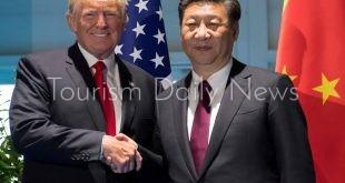 الرئيس الصيني يطلب من ترامب الاتحاد لمكافحة فيروس كورونا
