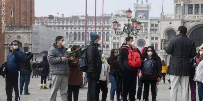 إسبانيا تسجل 832 حالة وفاة بفيروس كورونا فى 24 ساعة