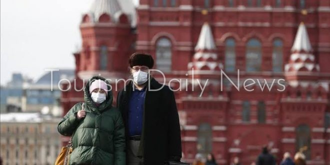 السياحية الروسية تعود فى ربيع 2021.. واستمرار توقف الطلب فى الخريف والشتاء