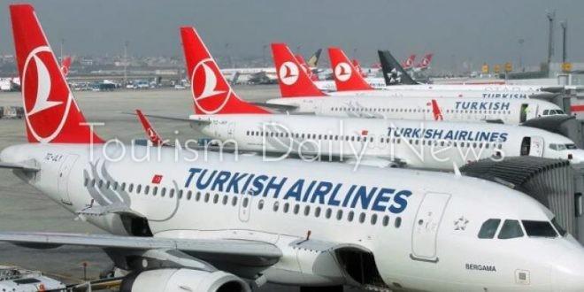 كورونا يجبر الخطوط الجوية التركية على إيقاف 85 % من رحلاتها