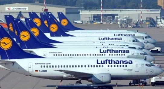 لوفتهانزا ترد 2.7 مليار دولار إلى 5.4 مليون عميل قيمة تذاكر الطيران