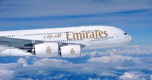 طيران الإمارات تستأنف رحلاتها إلى 70 وجهة دولية فى أغسطس
