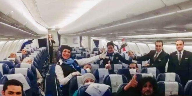 مطار القاهرة يستقبل 63 رحلة ومغادرة 66 طائرة لوجهات عربية وآسيوية وأفريقية