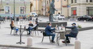 مقهي في ليتوانيا