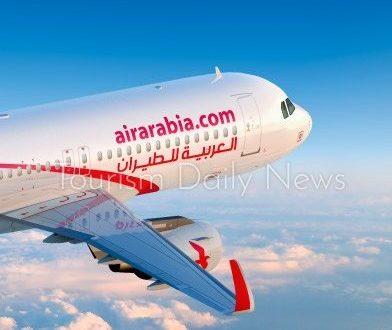 العربية للطيران تحتل المرتبة الأولى بقائمة أفضل 100 شركة فى العالم