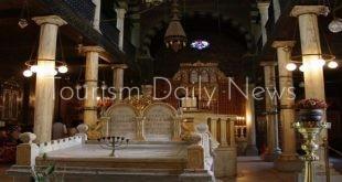 وزارة السياحة تطلق زيارة افتراضية للمعبد اليهودي بمصر القديمة
