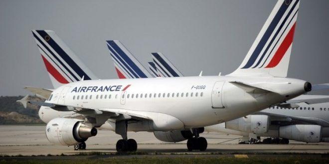 شركة الخطوط الجوية الفرنسية تعلن عودة تسيير الرحلات الجوية الإثنين المقبل