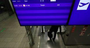 الصين تستقبل أول رحلة أوروبية منذ تعليق التأشيرات