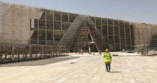 الممشى السياحي بالمنصورية 1200 متر ويربط المتحف الكبير بمدخل أبو الهول