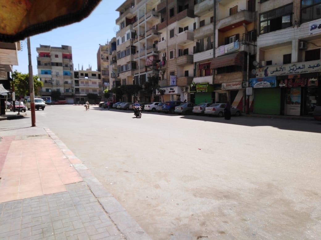 ركود بمحال البيع في ثالت أيام العيد بنجع حمادي