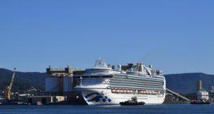 سفينة سياحية جديدة منكوبة على متنها 3 آلاف شخص.. كورونا تحاصرها فى ألمانيا