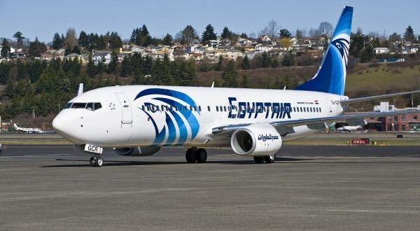مصر للطيران تسير 28 رحلة جوية لنقل 2500 راكب .. اليوم