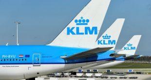 كيه.إل.إم للطيران الهولندية تقترب من حزمة إنقاذ حكومية بـ 3.8 مليار دولار