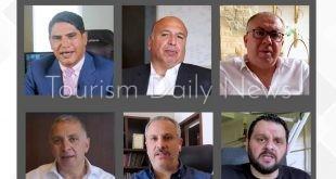 """بالفيديو .. كبار رجال الأعمال يتعهدون بالمحافظة على العمالة في حملة """"مصر هتعدي"""""""