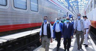 مصر تبدأ تطوير السكة الحديد بتكلفة 150 مليار جنيه والتعاقد على 260 جراراً