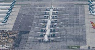 مطار هونج كونج يستأنف عمليات العبور الدولي الأسبوع المقبل بشكل جزئي
