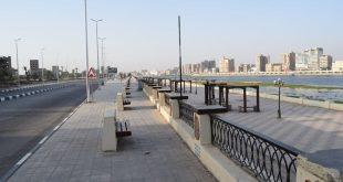 وزارة الداخلية تعلن إغلاق طريق الكورنيش بكافة المحافظات ايام العيد
