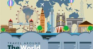تعرف على 5 طرق للسفر والسياحة واستكشاف العالم من المنزل